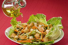 Salada China House Frango